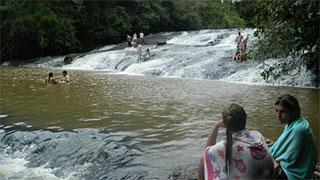 Cachoeira Escorregador