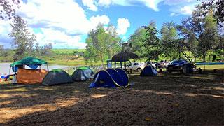 Camping Fazenda das Palmeiras Brotas
