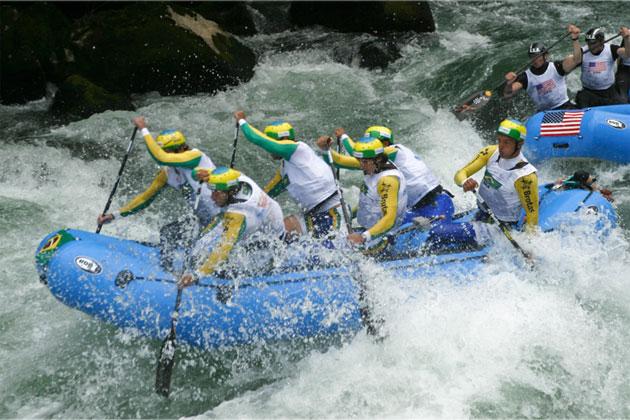 Rafting de Brotas: Campeão Mundial