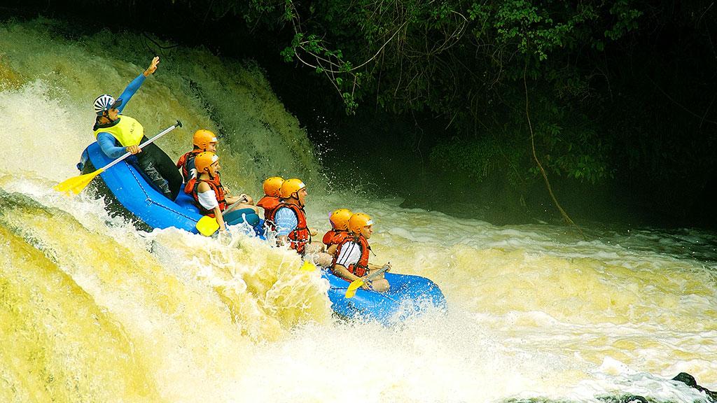 Rafting em Brotas 1
