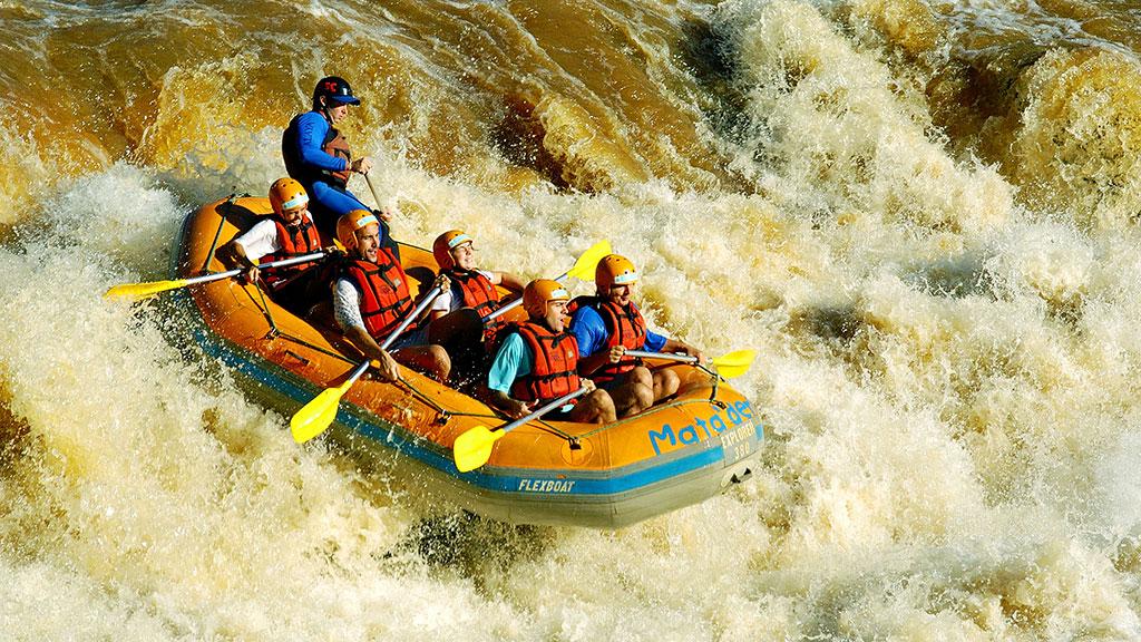 Rafting em Brotas 2