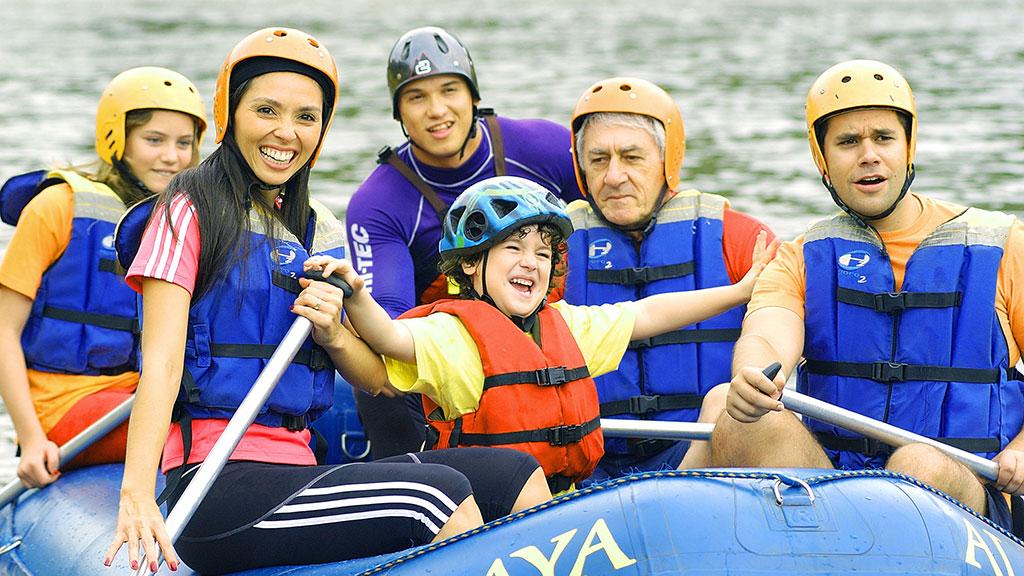 Rafting em Brotas 3