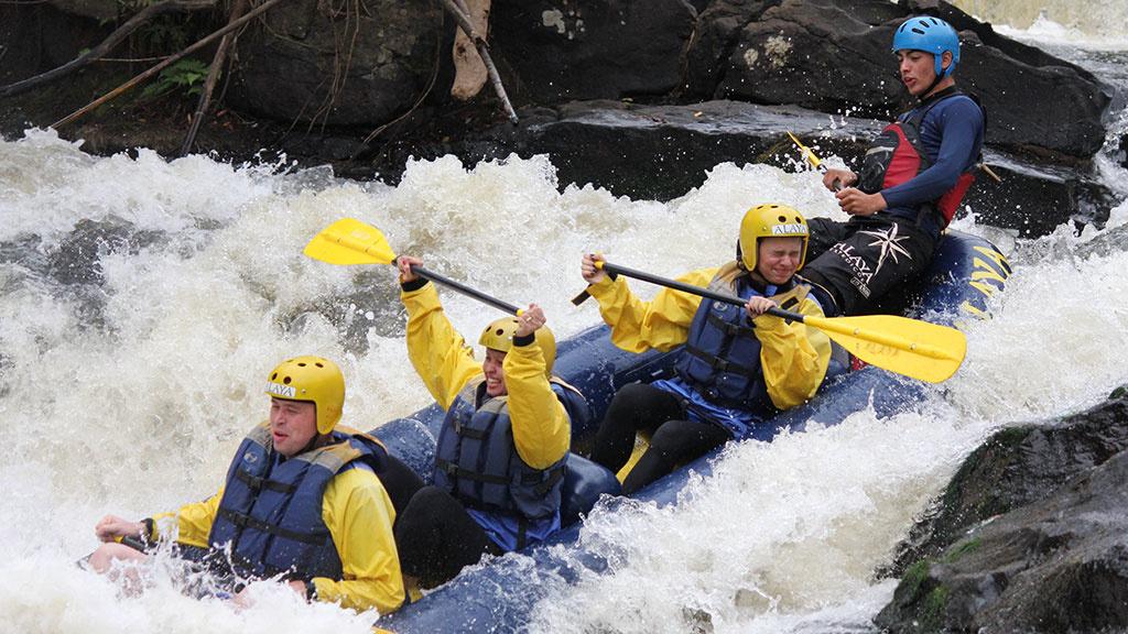 Rafting em Brotas 4