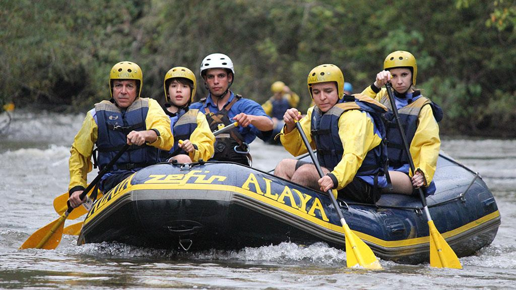 Rafting em Brotas 5