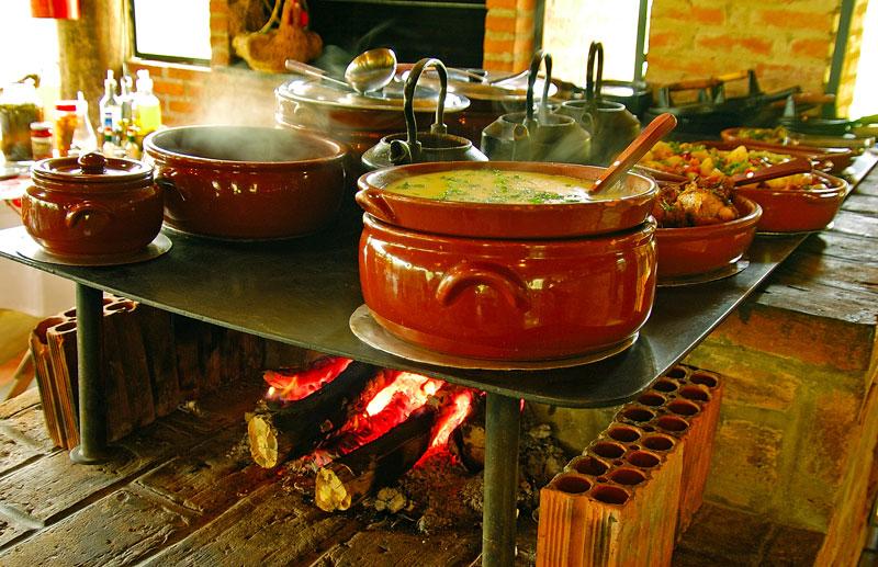 Restaurante Cachoeira 3 Quedas