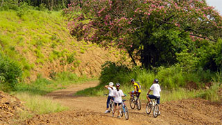 Mountain Bike em Brotas