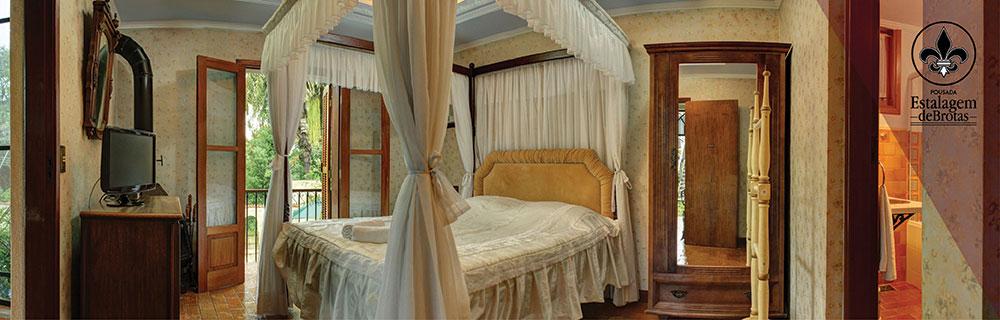 Hotéis de Charme em Brotas