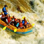 Rafting em Brotas