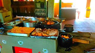 Restaurante Fazenda das Palmeiras