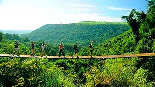 Trilhas a pé (Trekking)