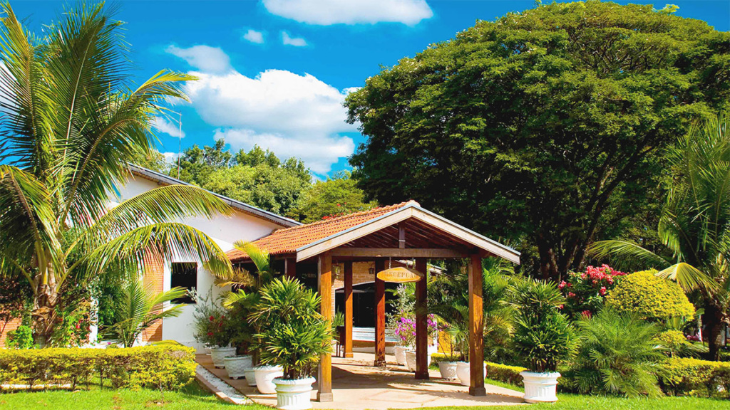 Brotas Eco Resort - Infraestrutura