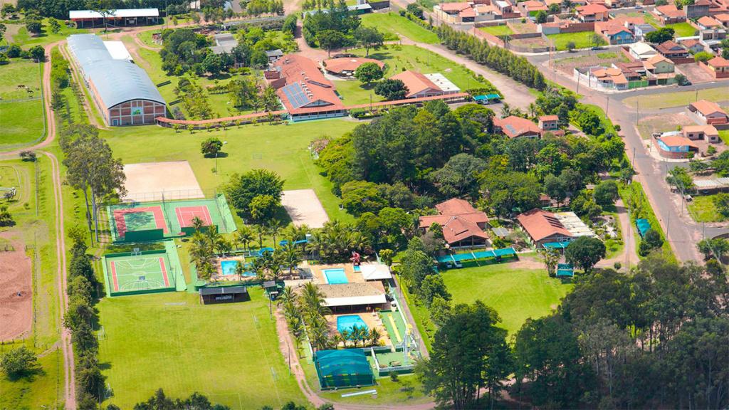 Brotas Eco Resort - Localização