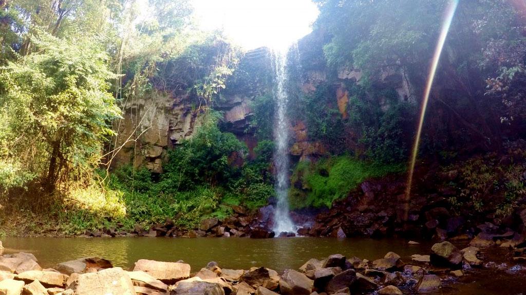 Cachoeira 3 Quedas