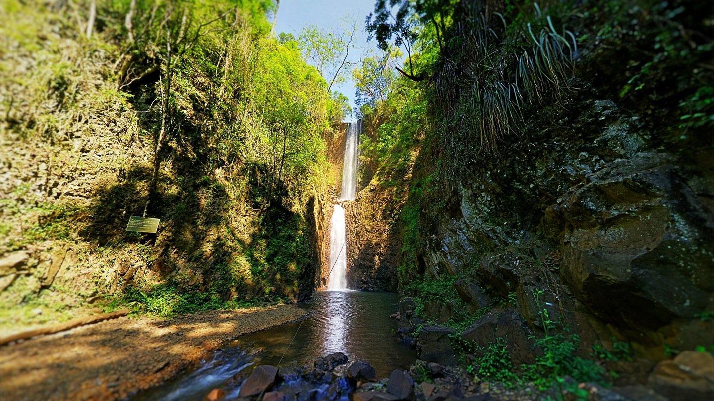 Cachoeiras em Brotas com Piscina Natural
