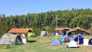 Camping Cachoeira do Saltão