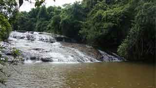 Camping Cachoeira Escorregador