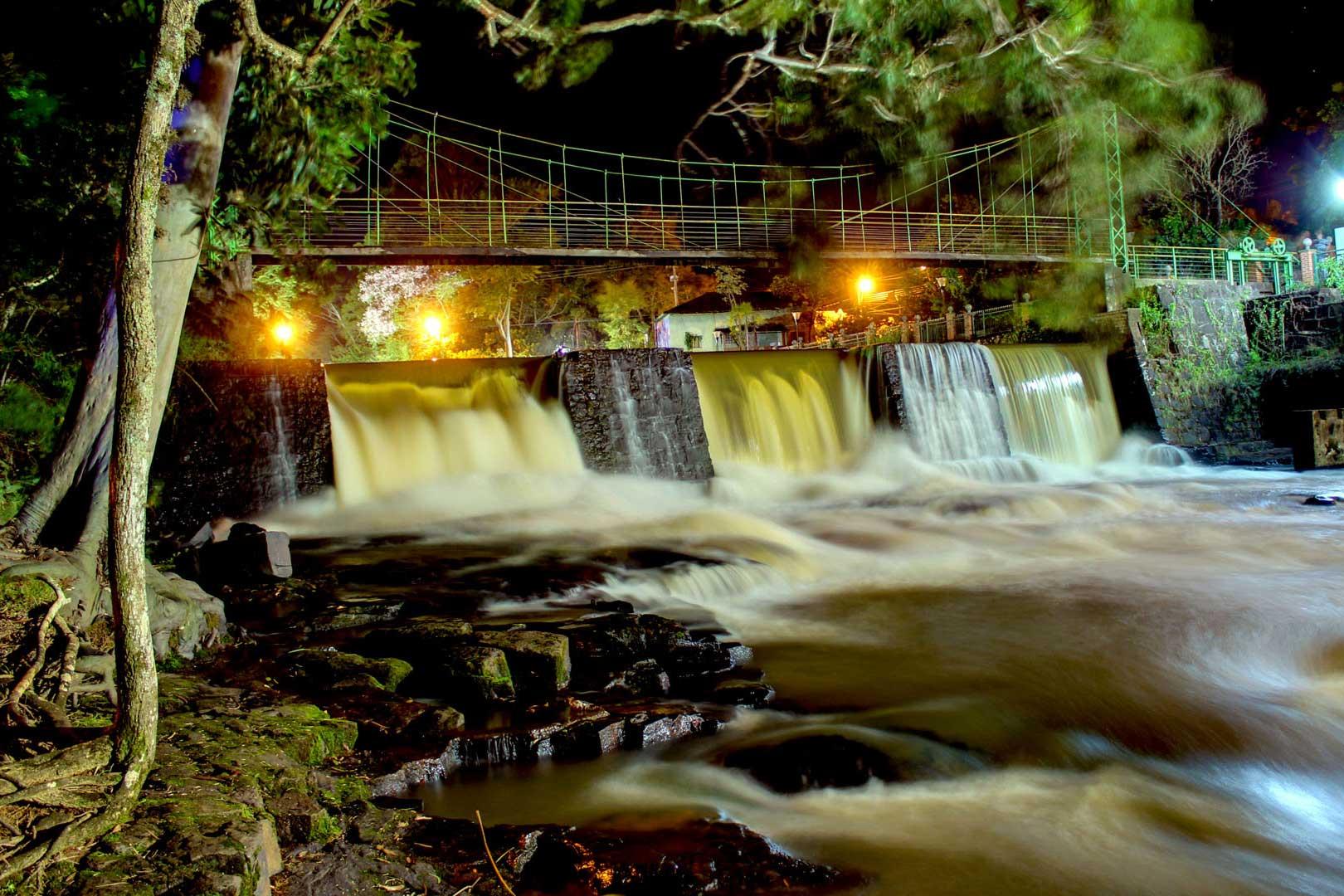 Cachoeiras em Brotas Parque dos Saltos