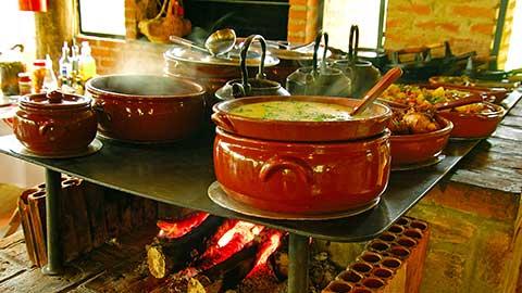 Restaurantes e Gastronomia em Brotas