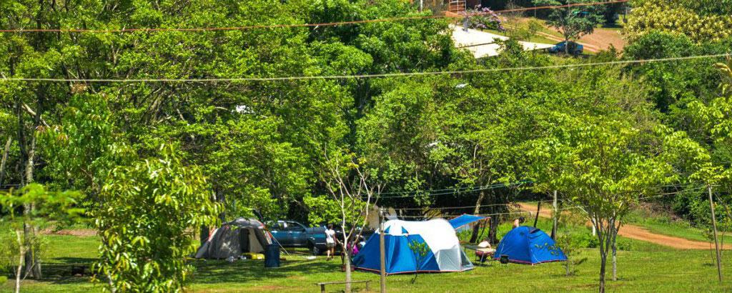 Campings em Brotas