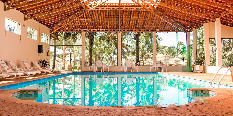 Brotas hotéis fazenda com piscina aquecida
