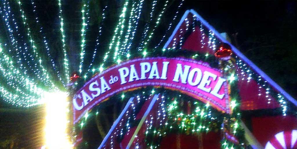 Natal 2017 em Brotas