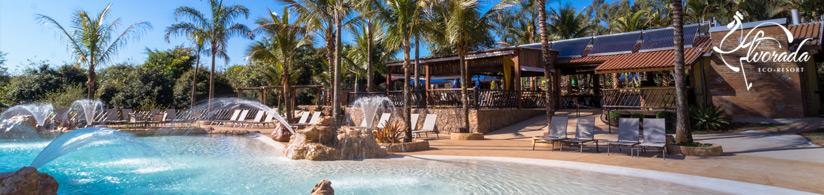 Recanto Alvorada, Eco Resort no Interior de SP