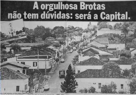 Brotas/SP